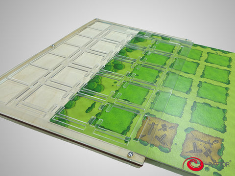 Organizer compatible with Agricola