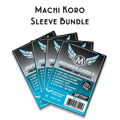 Card Sleeve Bundle: Machi Koro™