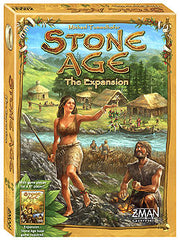 Stone Age: The Expansion - Top Shelf Gamer