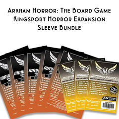 Card Sleeve Bundle: Arkham Horror™: The Board Game, Kingsport Horror Expansion