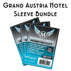 Card Sleeve Bundle: Grand Austria Hotel™