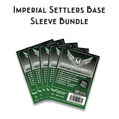 Card Sleeve Bundle: Imperial Settlers™
