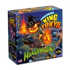 King of Tokyo: Halloween Monster Pack [clearance] - Top Shelf Gamer