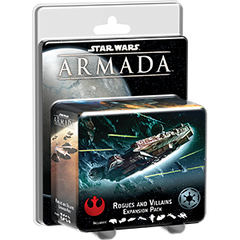 Star Wars Armada: Rogues and Villains [clearance] - Top Shelf Gamer