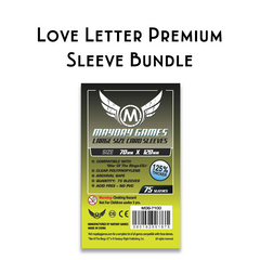 Card Sleeve Bundle: Love Letter™ Premium