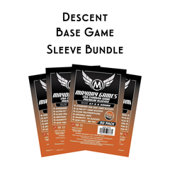 Card Sleeve Bundle: Descent™: Base Game