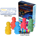 Twinples for Roll for the Galaxy™ (set of 5)