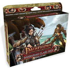 Pathfinder: Class Deck: Barbarian [clearance] - Top Shelf Gamer