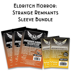 Card Sleeve Bundle: Eldritch Horror: Strange Remnants - Top Shelf Gamer
