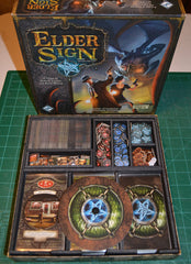 Elder Sign Foamcore Insert (pre-assembled) - Top Shelf Gamer