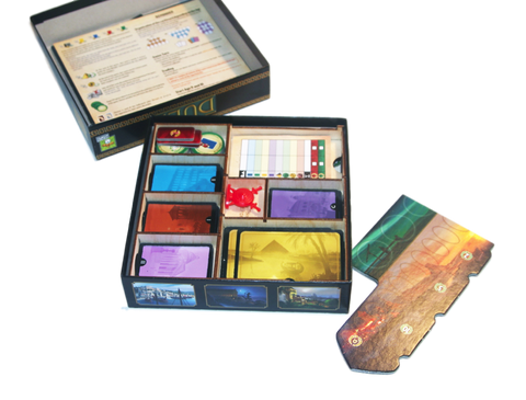 Organizer compatible with 7 Wonders Duel™