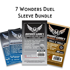 Card Sleeve Bundle: 7 Wonders Duel™