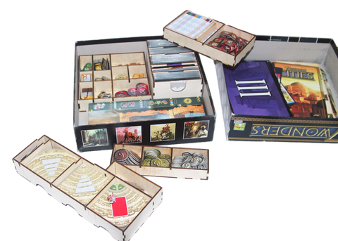 Organizer compatible with 7 Wonders™