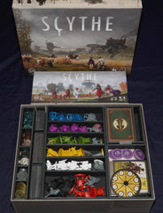 Scythe II Foamcore Insert (pre-assembled) - Top Shelf Gamer - 1