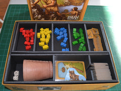 Stone Age Foamcore Insert (pre-assembled) - Top Shelf Gamer - 1