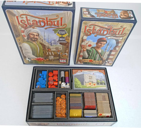 Istanbul™ Foamcore Insert Version 3 (pre-assembled)