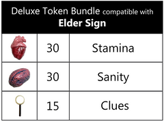 Deluxe Token Bundle compatible with Elder Sign™