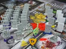 Tokens & Markers: Upgrade Set for Zombicide: Prison Outbreak - Top Shelf Gamer