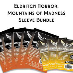Card Sleeve Bundle: Eldritch Horror: Mountains of Madness Expansion - Top Shelf Gamer