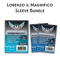 Card Sleeve Bundle: Lorenzo il Magnfico
