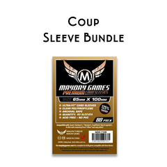 Card Sleeve Bundle: Coup™