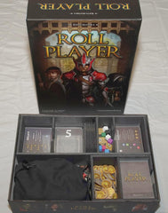Roll Player™ Version 1 Foamcore Insert (Pre-Assembled)