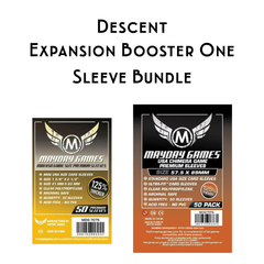 Card Sleeve Bundle: Descent™: Expansion Booster One