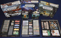 Eldritch Horror Storage System Foamcore Insert (pre-assembled) - Top Shelf Gamer - 1