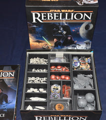 Star Wars: Rebellion™ Foamcore Insert (pre-assembled)