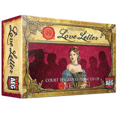 Love Letter Boxed Edition - Top Shelf Gamer