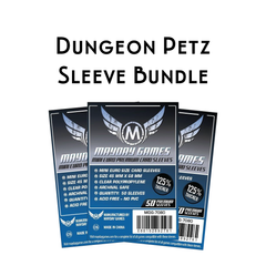 Card Sleeve Bundle: Dungeon Petz™, plus Expansion