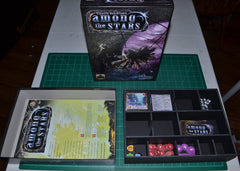 Among the Stars Foamcore Insert (pre-assembled) - Top Shelf Gamer - 1