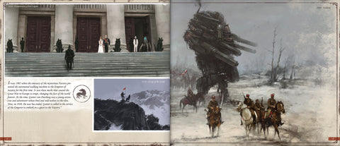The World of Scythe: Scythe Art Book