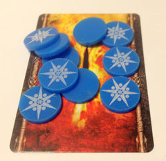The Lord of the Ring LCG Spirit Tokens (set of 10) - Top Shelf Gamer