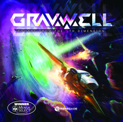 Gravwell: Escape from the 9th Dimension [clearance] - Top Shelf Gamer