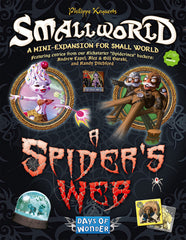 Small World: A Spider's Web [clearance] - Top Shelf Gamer