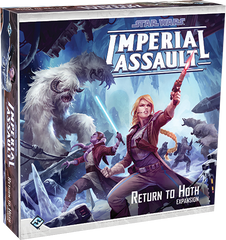 Star Wars: Imperial Assault - Return to Hoth - Top Shelf Gamer