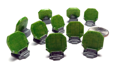 Deflector Shield Tokens (set of 10)