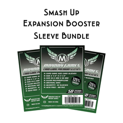 Card Sleeve Bundle: Smash Up™ - Expansion Booster