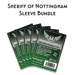 Card Sleeve Bundle: Sheriff of Nottingham™
