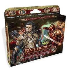 Pathfinder: Class Deck: Fighter [clearance] - Top Shelf Gamer