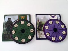 Scythe Promo #8 - Promo Power Dials (set of 2)