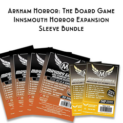 Card Sleeve Bundle: Arkham Horror™: The Board Game, Innsmouth Horror Expansion
