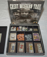 Great Western Trail™ Foamcore Insert (pre-assembled)