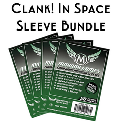 Card Sleeve Bundle: Clank! In Space