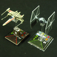 Space Fighter, Deluxe Flight Stand - Top Shelf Gamer - 1