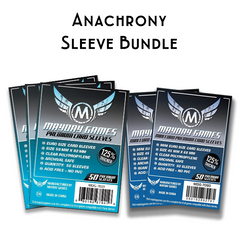 Card Sleeve Bundle: Anachrony™ plus Expansion