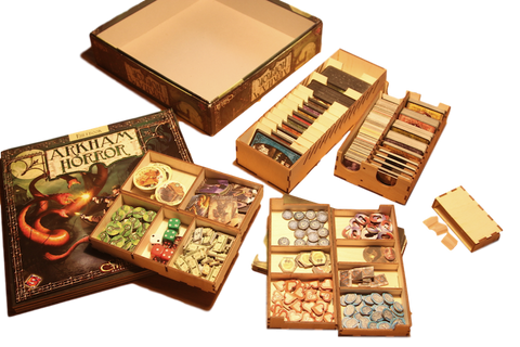 Organizer compatible with Arkham Horror™: The Board Game