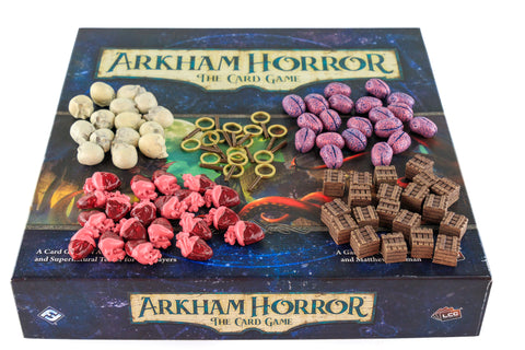Arkham Horror™ : The Card Game compatible Deluxe Token Bundle (set of 90)