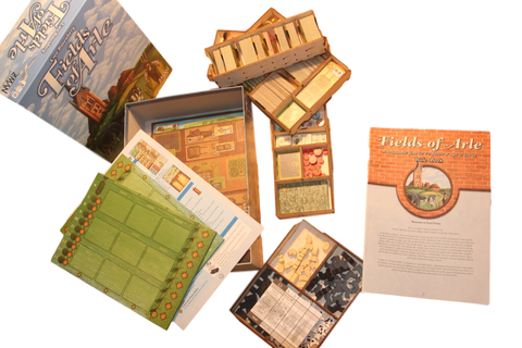 Organizer compatible with Fields of Arle